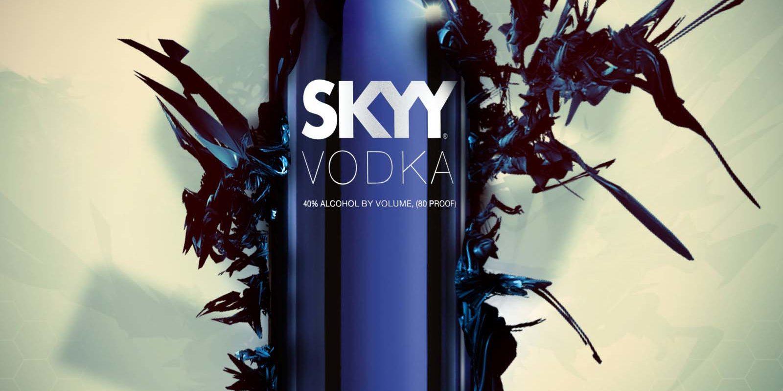 99 Bottles Of Skyy On The Shelf